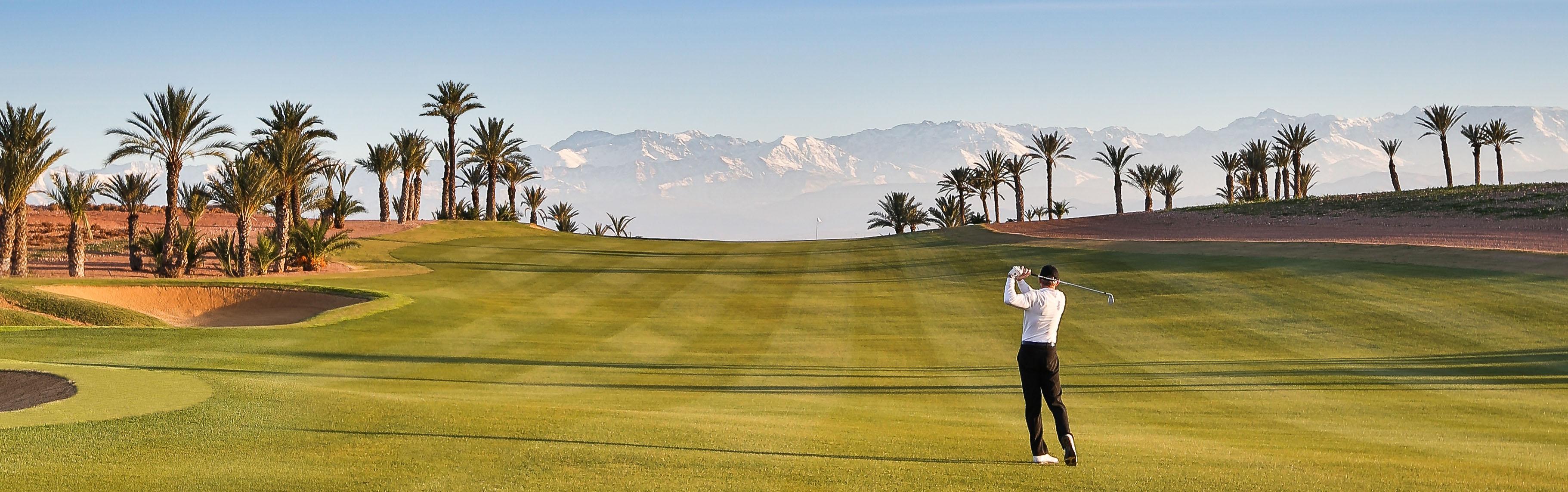 Golf in Marrakech