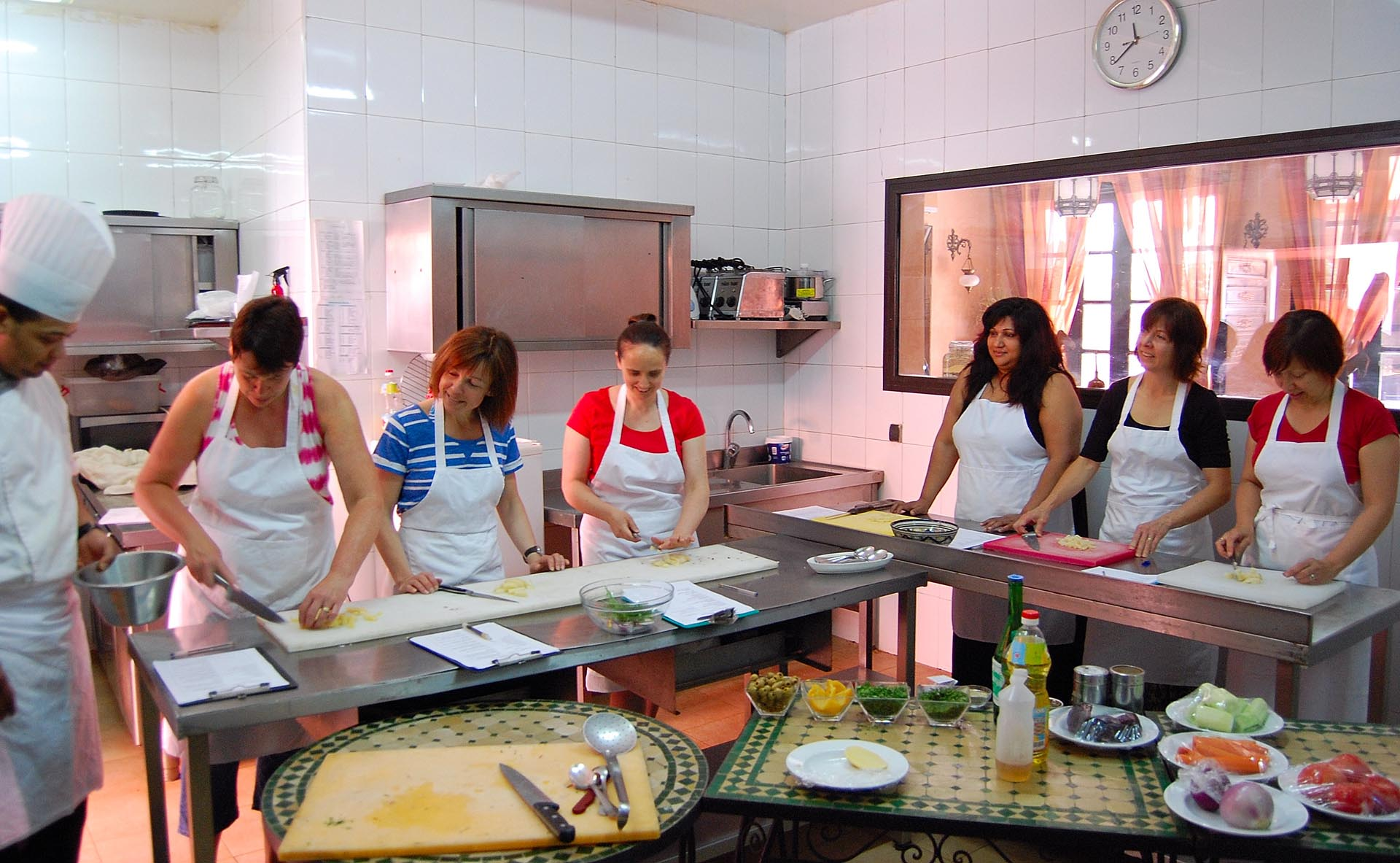 Cookery Courses at Les Borjs