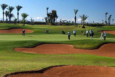 Le Golf à Marrakech