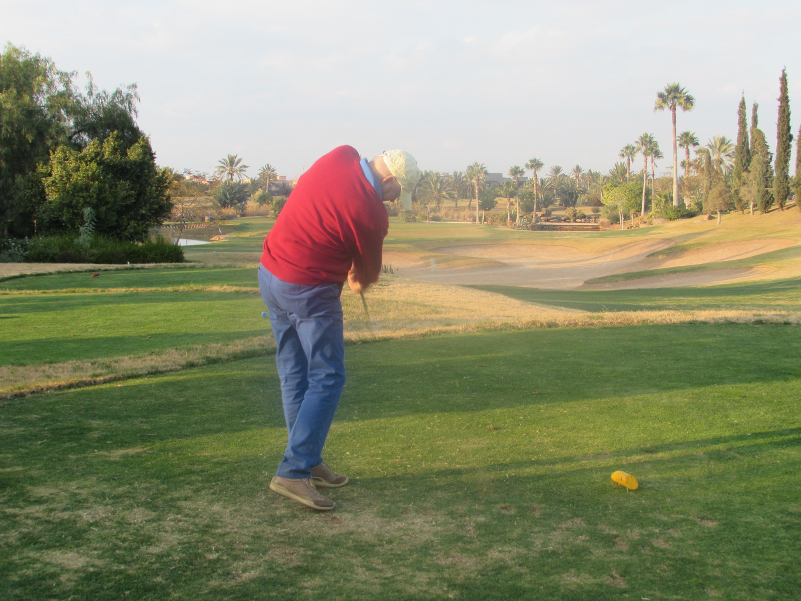 Golf in Marrakech