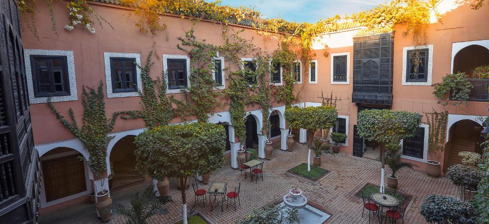 Hotel Review: Les Borjs de la Kasbah, Marrakesh in Morocco