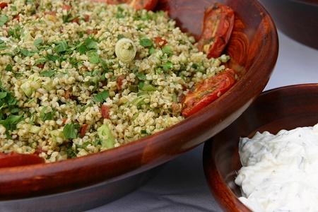 Moroccan Flavours - Bidawi Couscous & Seven Vegetables