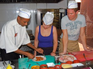 Cookery Courses in Moroccan Cuisine