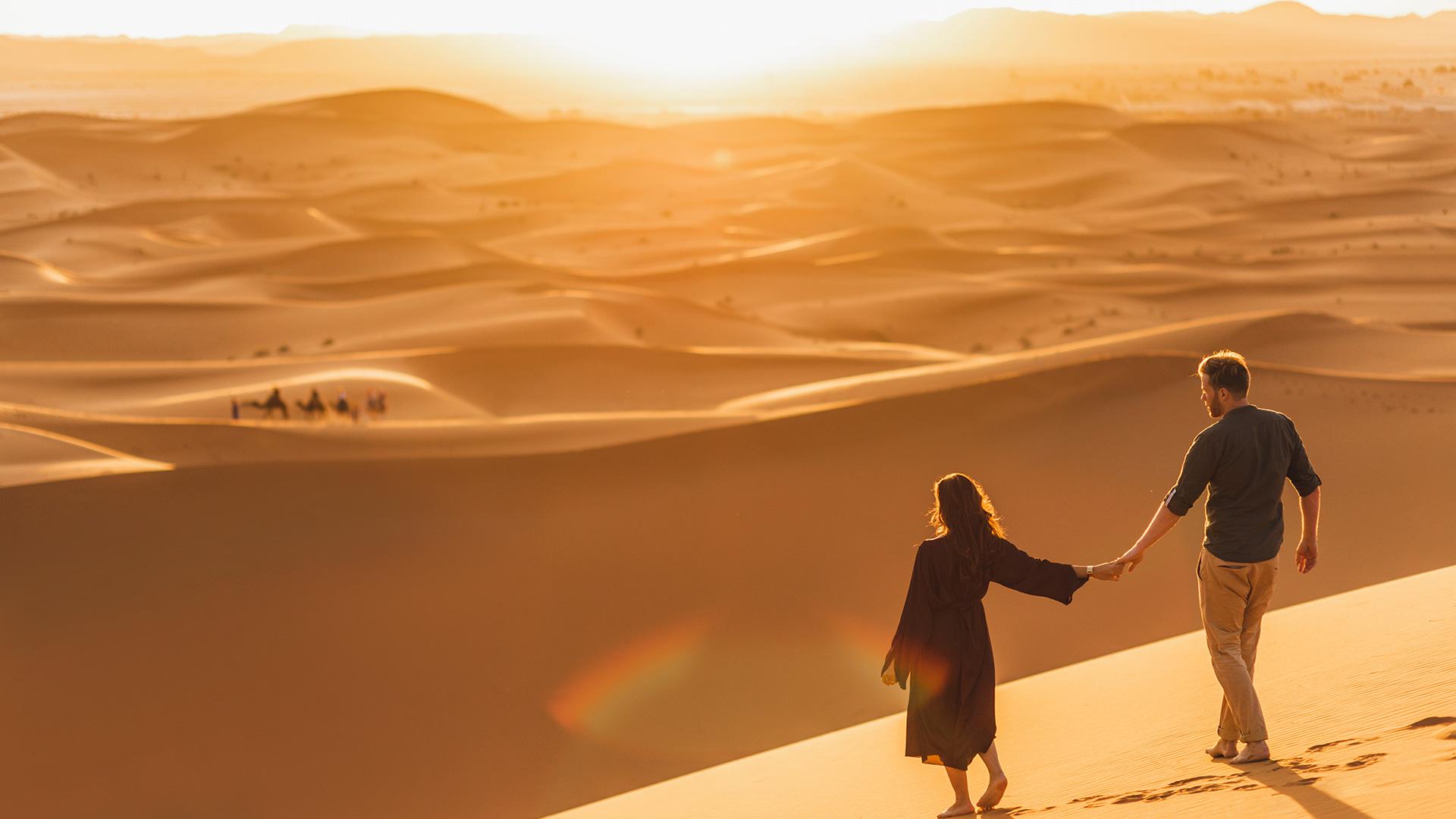 TEN Good Reasons to Honeymoon in and around Marrakech