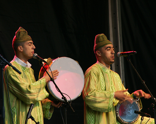 Marrakech - cultural events in February