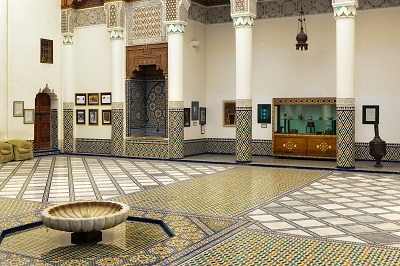 The Marrakech Museum of Moroccan Art - Musée Dar Si Said