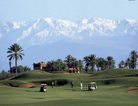 Golf Courses in Marrakech