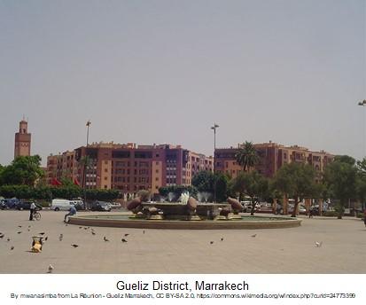 The Gueliz District Marrakech & Top Guéliz Attractions