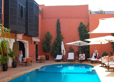 Hotels in Marrakech with Pools