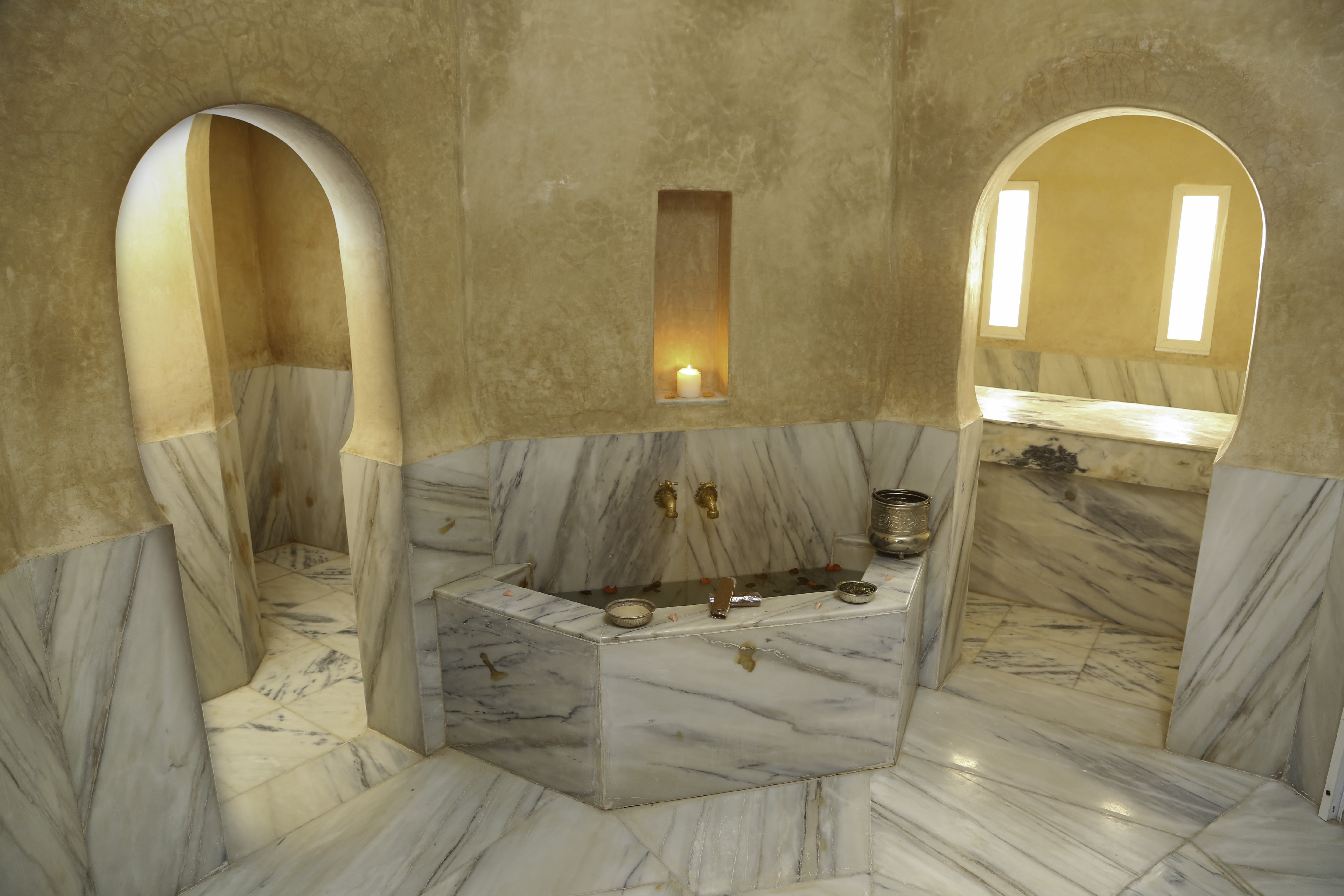 What is a hammam?