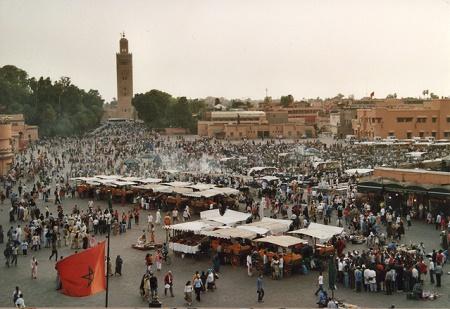 January 2016 in Marrakech