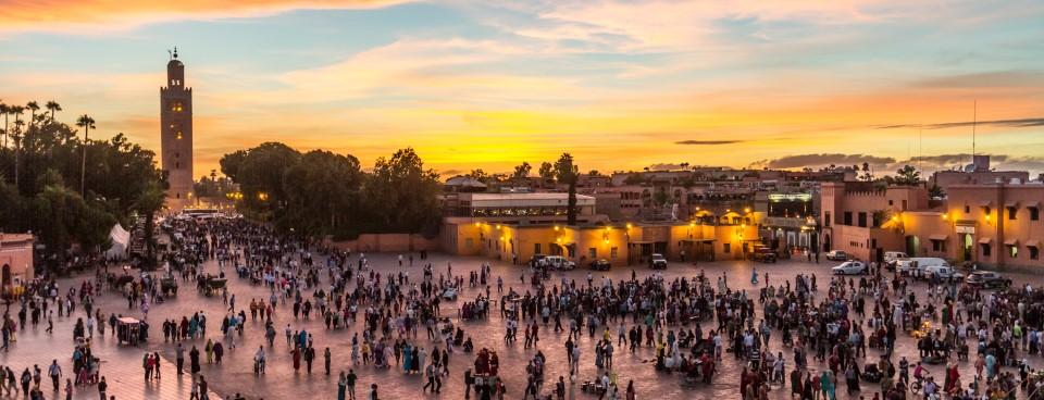 Marrakech Street Food Festival