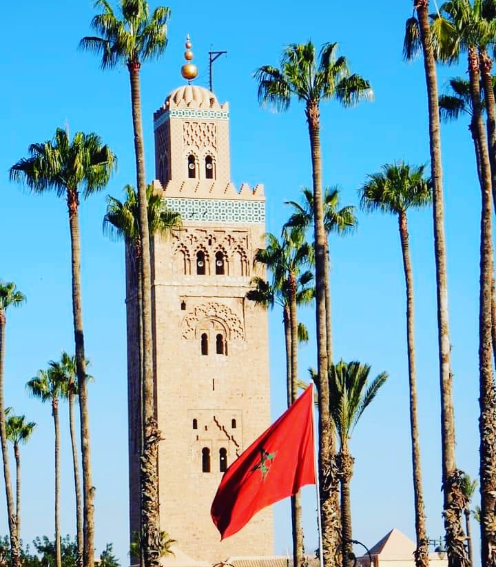 April in Marrakech and Beyond
