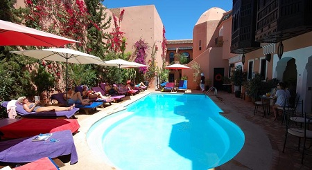 Marrakech August 2017 Events