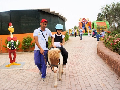 Ludiparc - a Marrakech Adventure Park Kids will Love