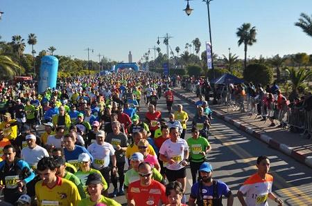 The Marrakech International Marathon