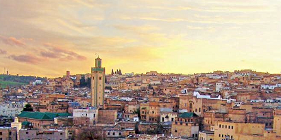 Visiting Marrakech in March