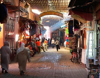 Why you should take a short break in Marrakech
