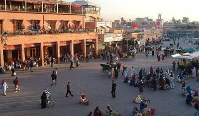 Top Walks Around Marrakech