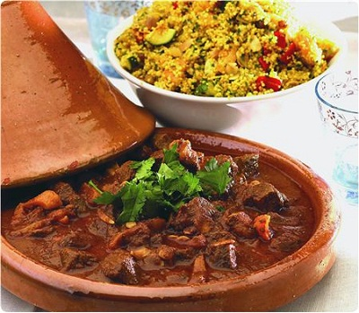 Easy and Authentic Recipe for Moroccan Lamb Tagine