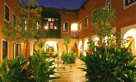 Marrakech Luxury Hotel Special Offers