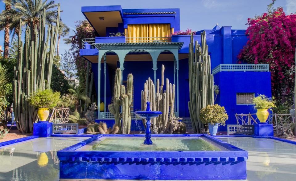 Marrakech in September 2018