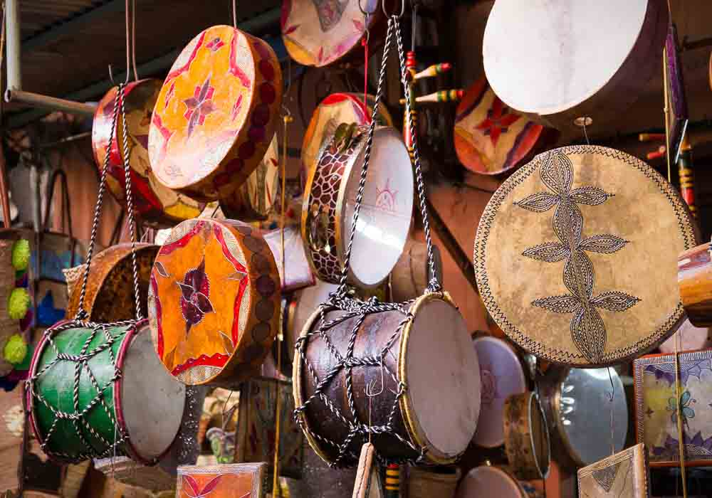 The Music of Marrakech and Morocco