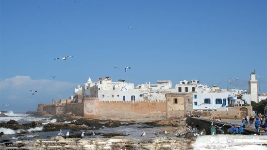 Marrakech to Essaouira: a day trip