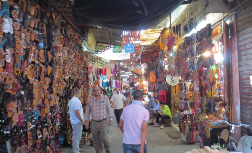 Exploring the Souks of Marrakech