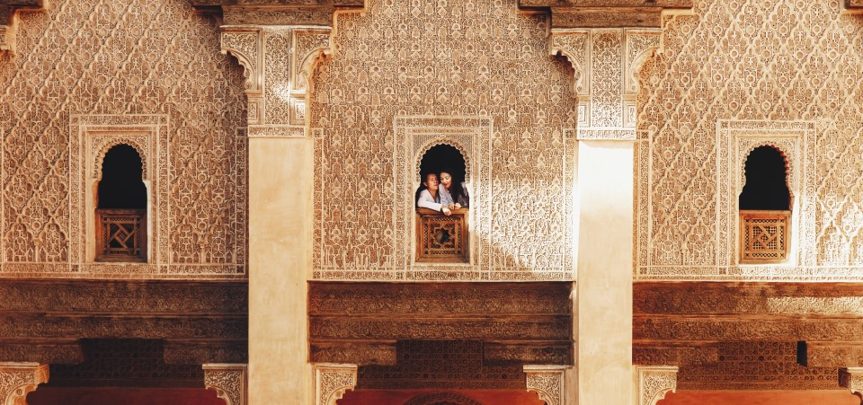 Top 5 Romantic Things for couples to do and see in Marrakech