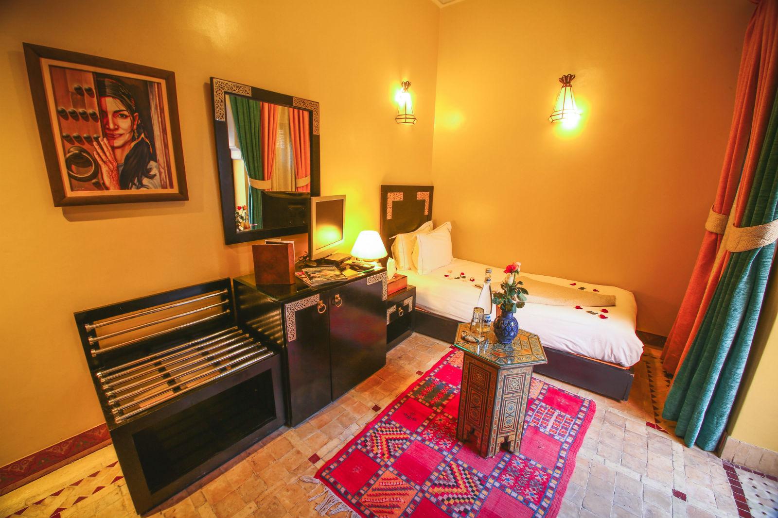 Single | Les Borjs de la Kasbah | Maison d'hôtes Marrakech