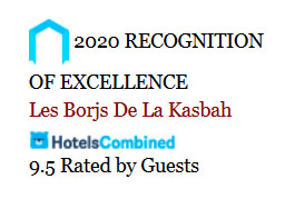 Hotels Combined 2020 RECOGNITION OF EXCELLENCE