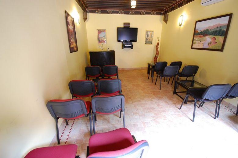 salle séminaire Les borjs de la kasbah