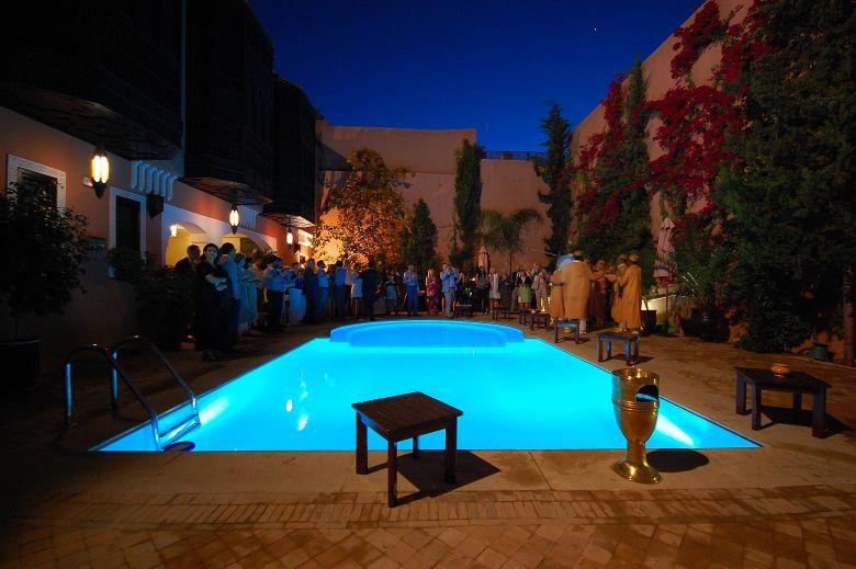 pool Les borjs de la kasbah