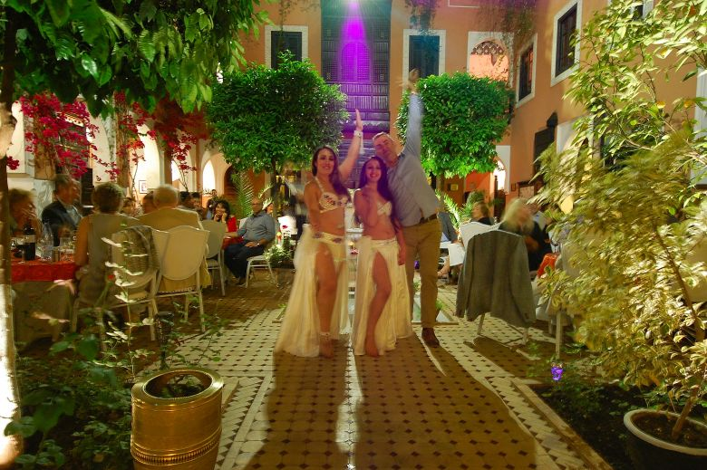 gala boutique hotel in Marrakech