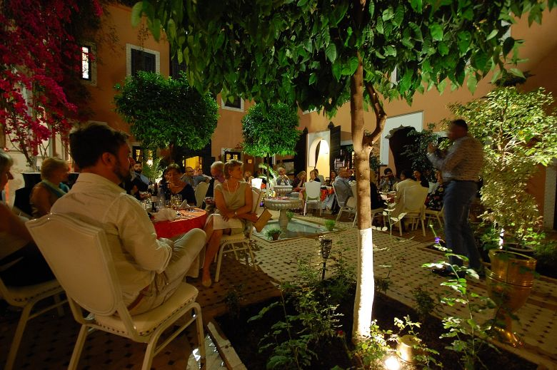 mariage les borjs de la kasbah marrakech