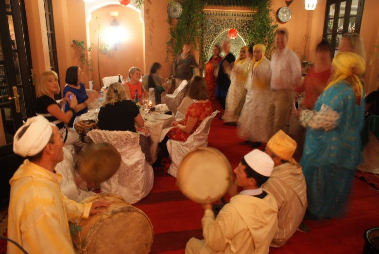 événement Marrakech