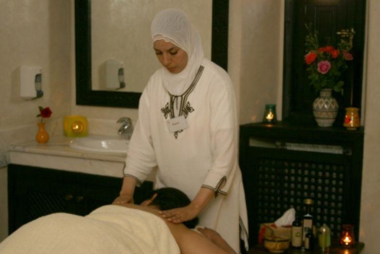 boutique spa Marrakech