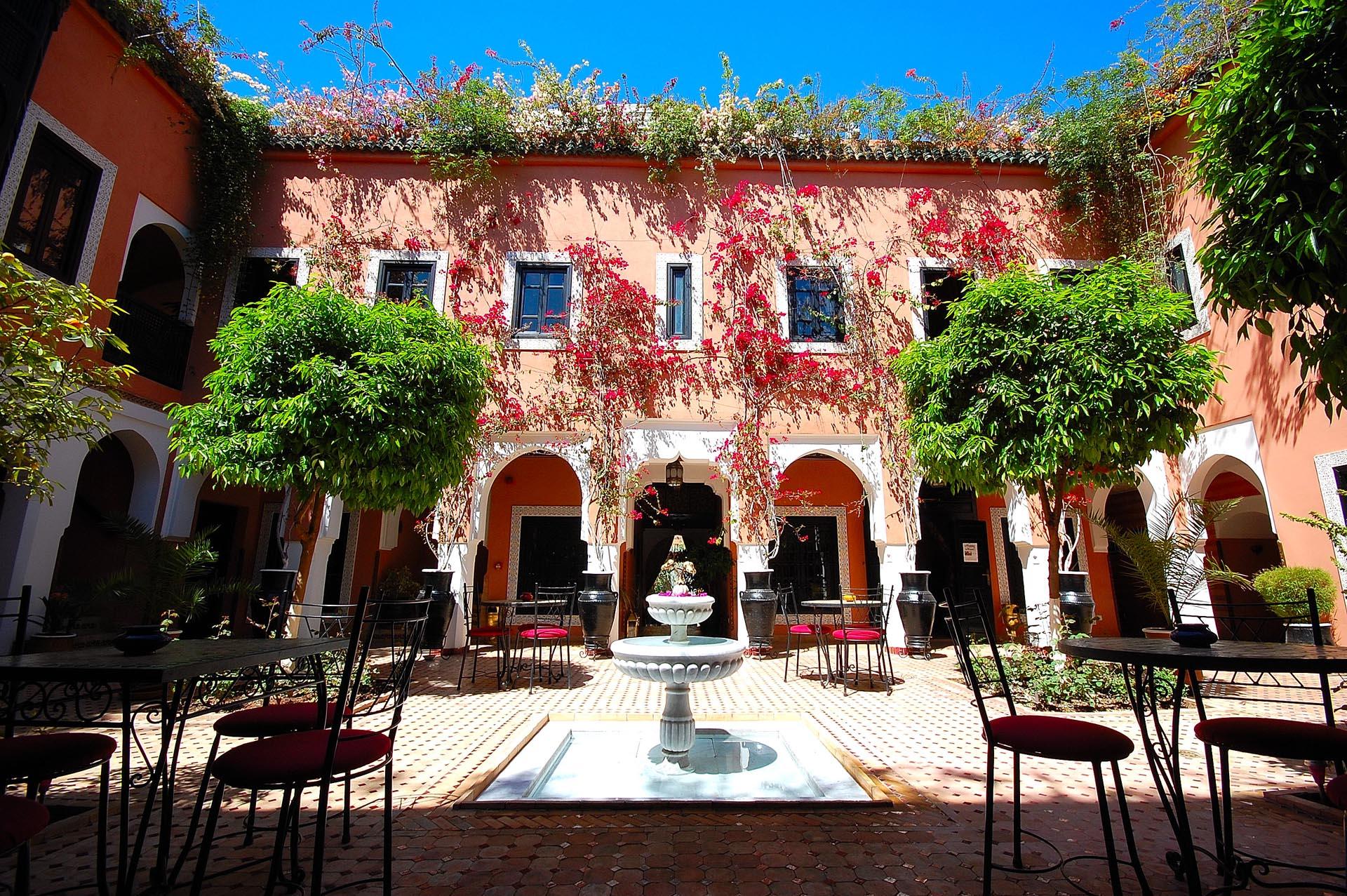 Luxury Riad in Marrakech   Les Borjs de la Kasbah   Boutique
